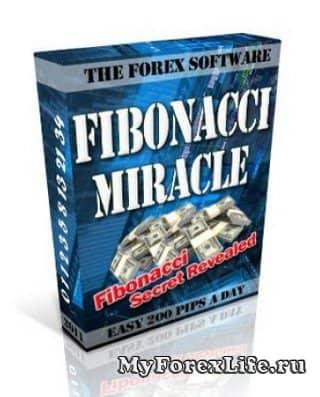 Профессиональный форекс индикатор Fibonacci Miracle