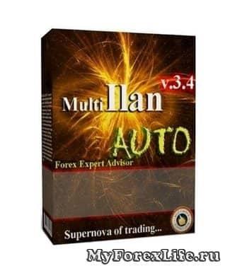 Советник Multi Ilan Auto 2011 v3.4 Мультивалютный