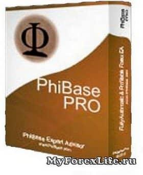 Форекс советник PhiBase PRO v1.23