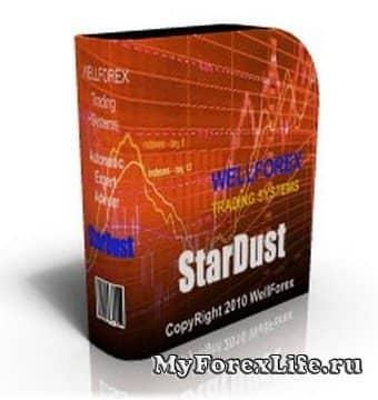 Советник форекс StarDust v1.6 Ночной робот