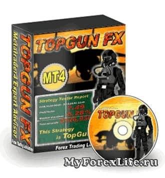 Скальпинг советник TopGun v3.1