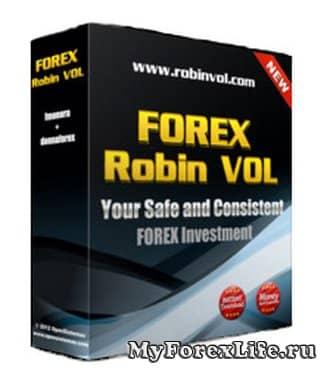 Советник 2012 года Forex Robin VOL v1.6