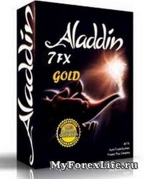 Форекс советник Aladdin 7 FX Pro скальпер